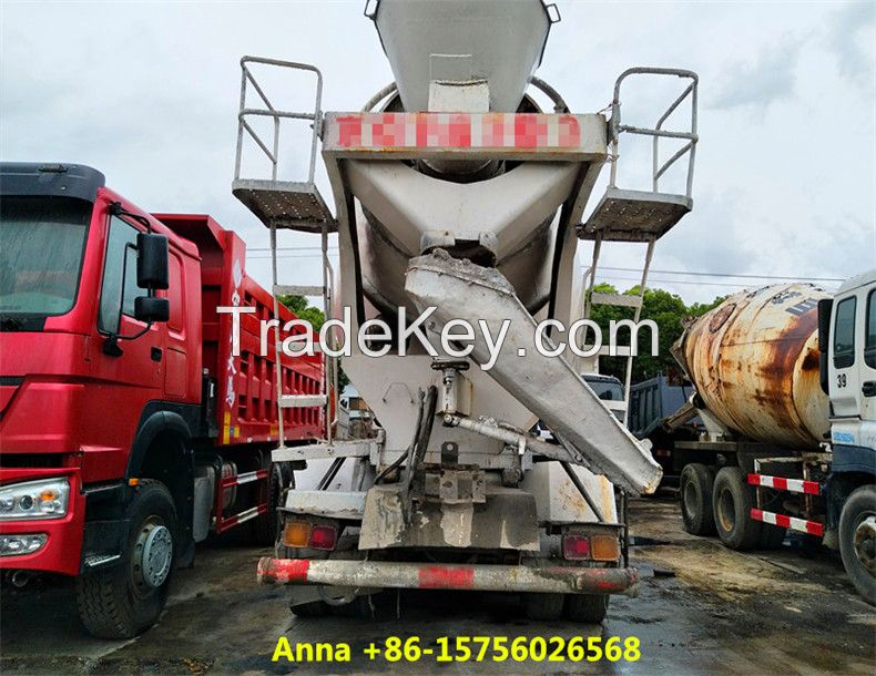 used cheap cement mixers for sale, hino mobile concrete truck