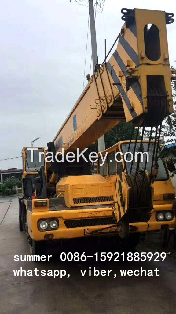 used japan truck mounted crane for sale, used 50tons kato mobile crane price in china