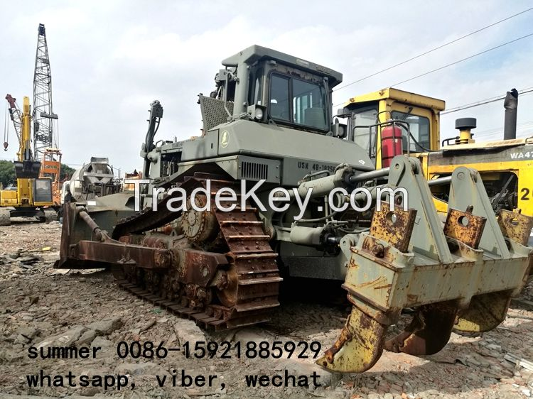 used caterpillar brand D8N bulldozer for sale in china