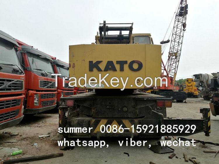 used 30t mobile truck crane price, used kato crane