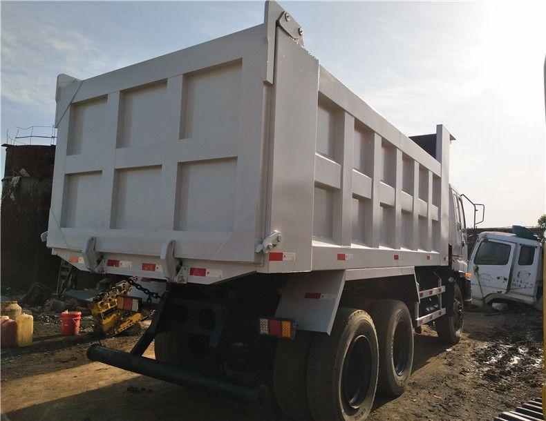 Used isuzu 10 wheel tipper truck, used japan dump truck isuzu for sale