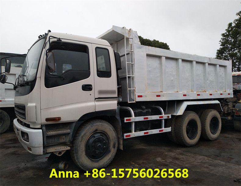 used isuzu forward dump truck, Japan original Isuzu dump truck