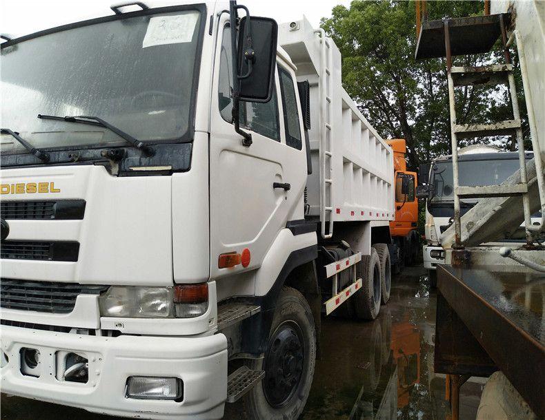Japan used dump truck Nissan for sale