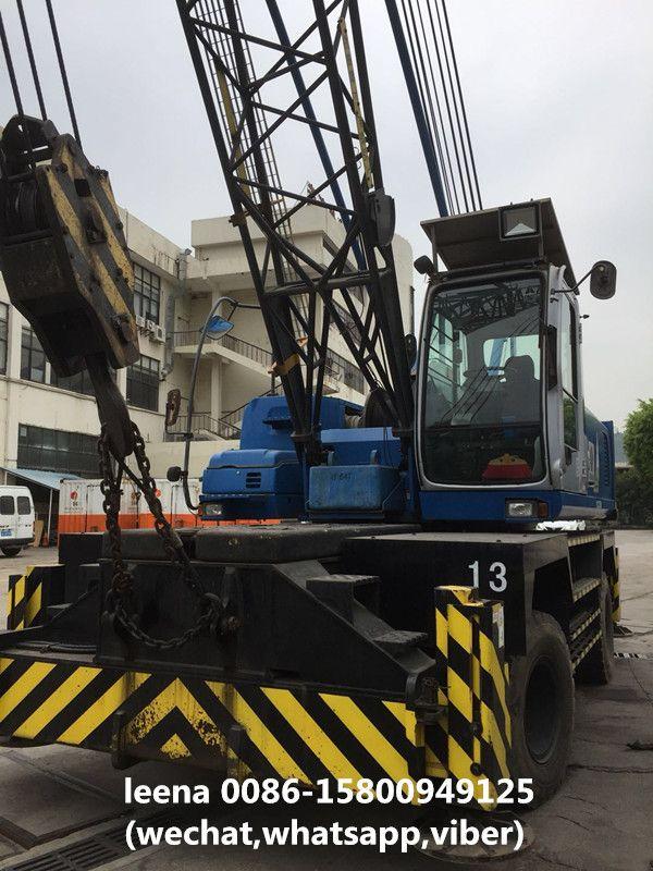 used 35tons IHI sumitomo hitachi port crane