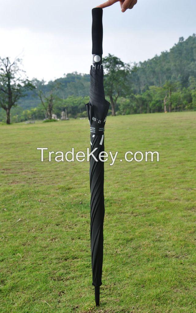 LG  Golf Umbrella Black