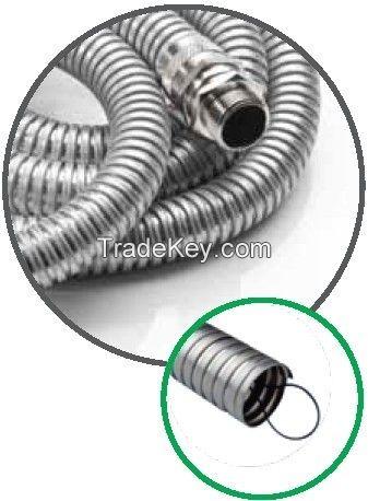 Galvanized Steel Spiral Conduit