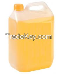 Jatropha Crude and Refined Oil