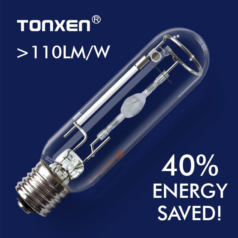 E27 70W  High Efficiency Metal Halide Lamp Used For Industrial Lighting