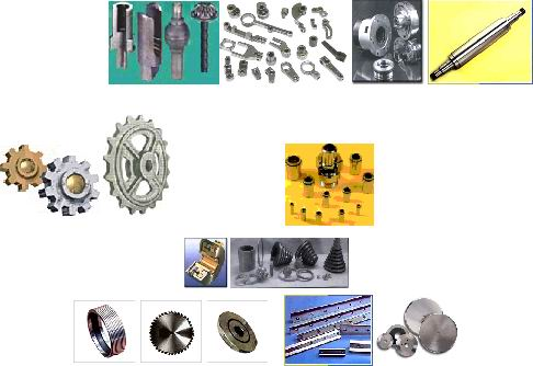 MACHINED PARTS/COMPONENT