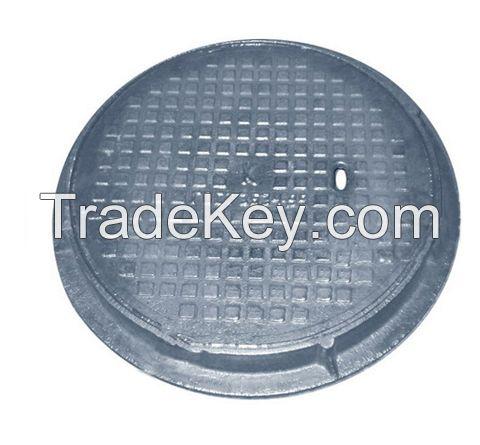 Iron manholes and rain gullies