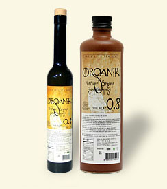 Extra Virgin Organic Olive Oil With 0.3% Acidity