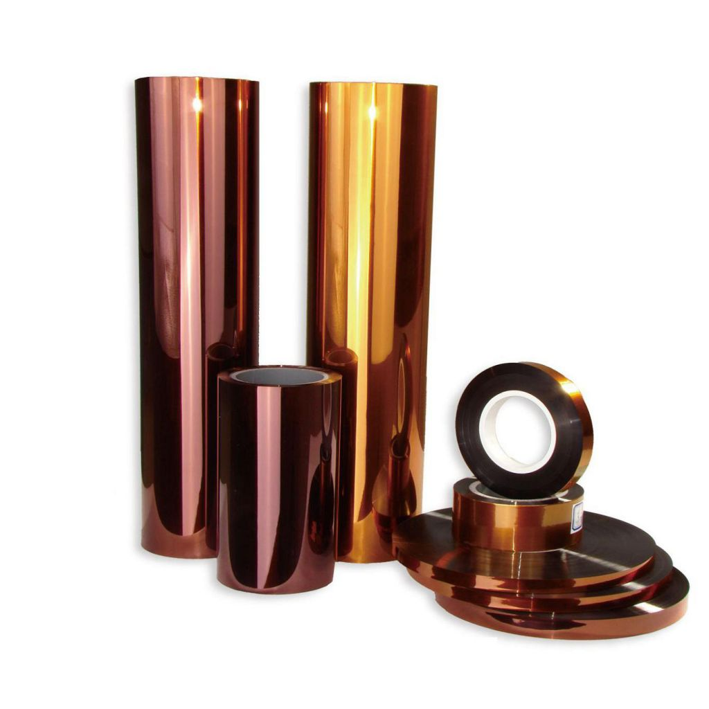 Biaxial oriented Polyimide Film Used for Electric Insulation, heat resistence