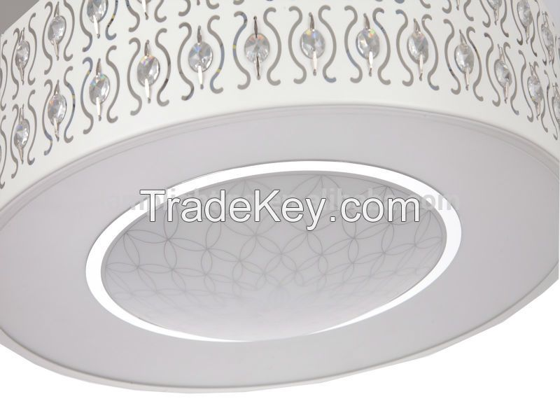 New design residential LED ceiling lamp for hotel
