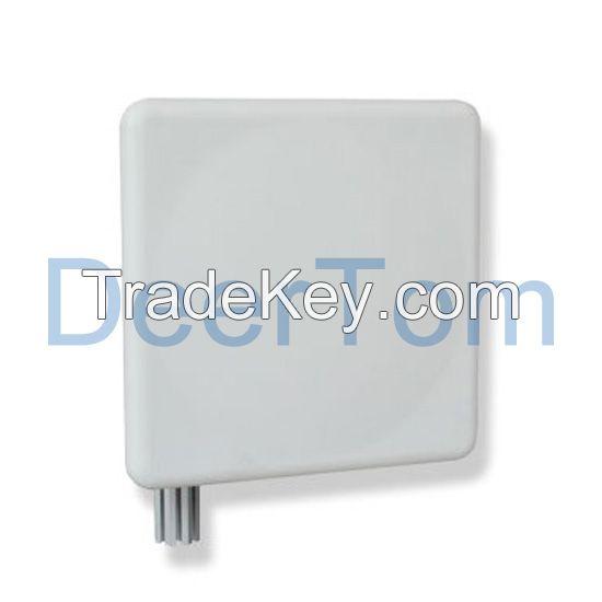5150-5850MHz 5GHz 5.8GHz 5.1GHz 5.5GHz WIFI Wlan Wireless Patch Panel Antenna 23dBi High Gain Base Station Antenna