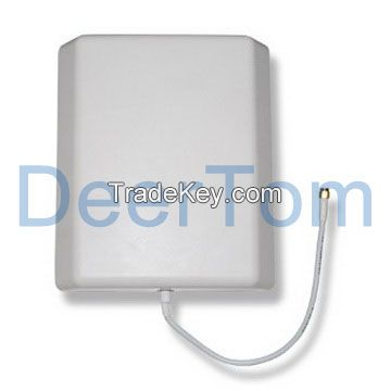 698-2700MHz 700-2700MHz 800-2700MHz 4G LTE Indoor Outdoor Patch Panel Antenna 8dBi Gain Repeater Booster Amplifier Antenna HUAWEI ZTE Router Modem Antenna