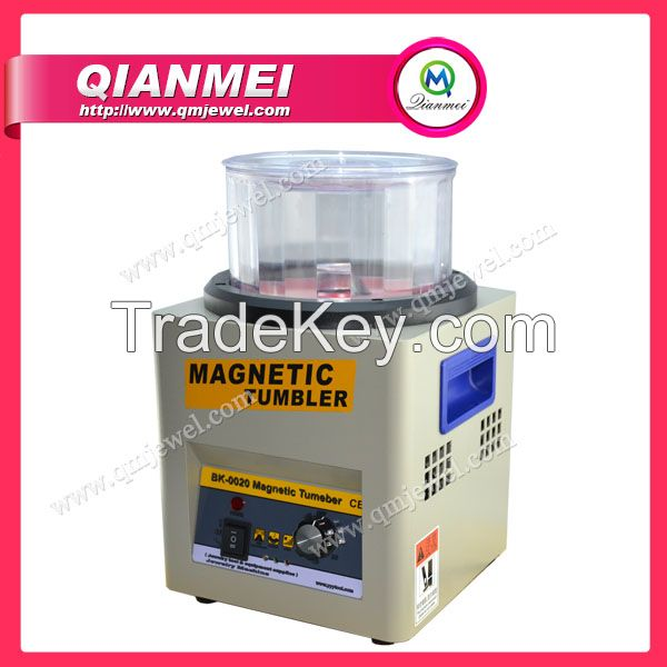 Magnetic Tumbler Polishing machine for jewelry tools and machine  Barrel polisher