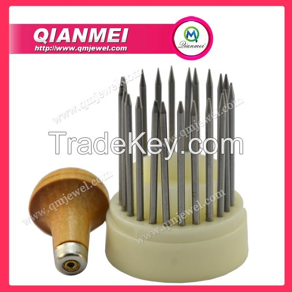 jewelry tools beading tools set Gemstone setting tools