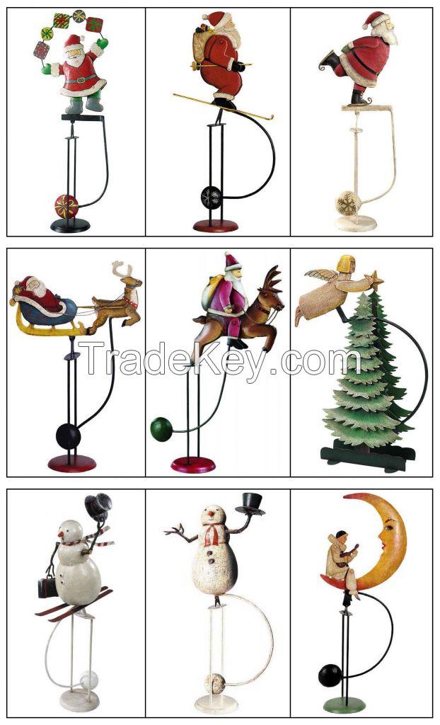 Sky Hook Balance Toy, Metal, Iron Handicraft
