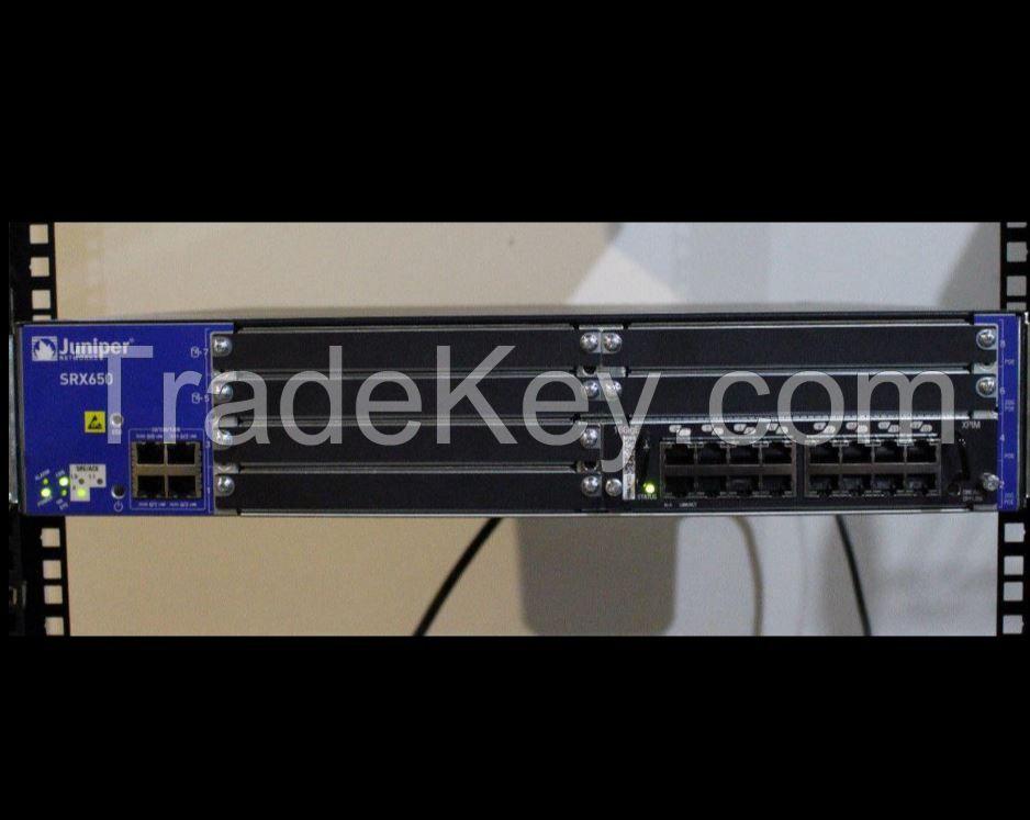 New Sealed SRX650 Series Security Service Gateway SRX650-BASE-SRE6-645AP Firewall VPN