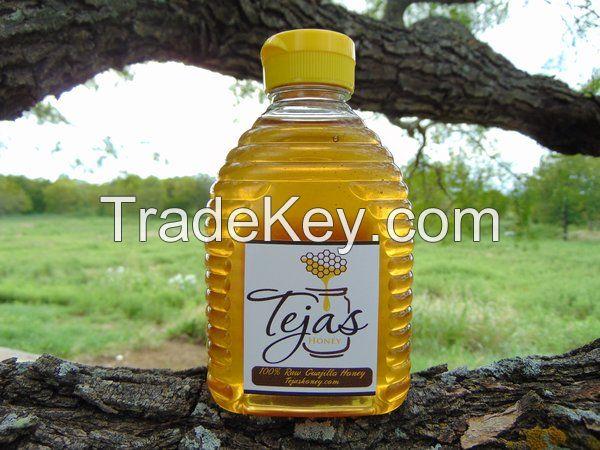 Raw Guajillo Honey from Texas
