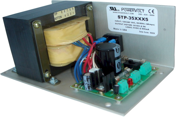StepperPower Power Supply for Stepping Motors(STP)