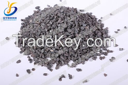 YN Brown Fused Alumina Section Sand
