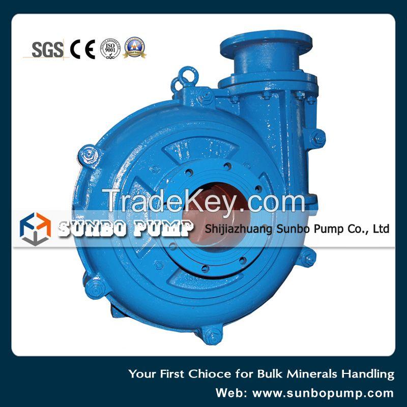 Mining Dewatering Pump, China ZJ Slurry Pumps
