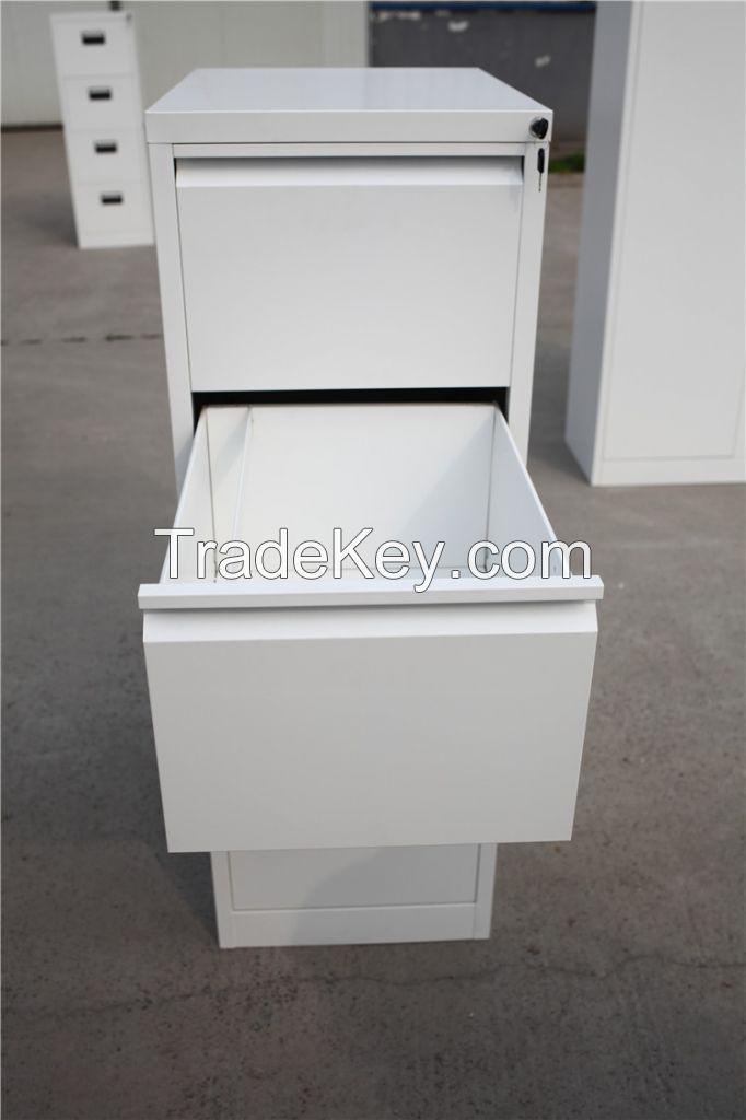 K/D Office Hanging 4 Drawer Filing Steel Cabinet