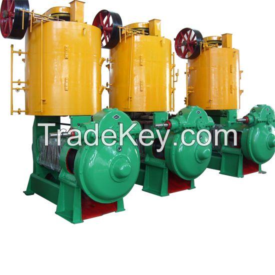 oil expeller and pre-press oil expeller