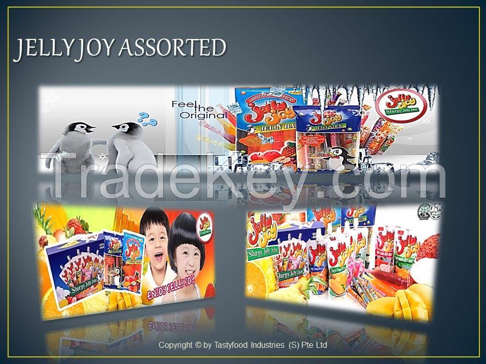 Jelly Joy Jelly Juice Drinks/Jelly Sticks/Jelly Bars