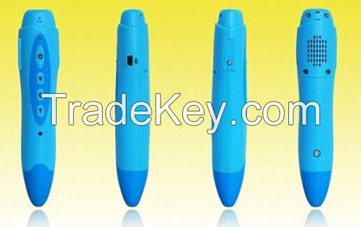 Early learning Point reading pen for kids