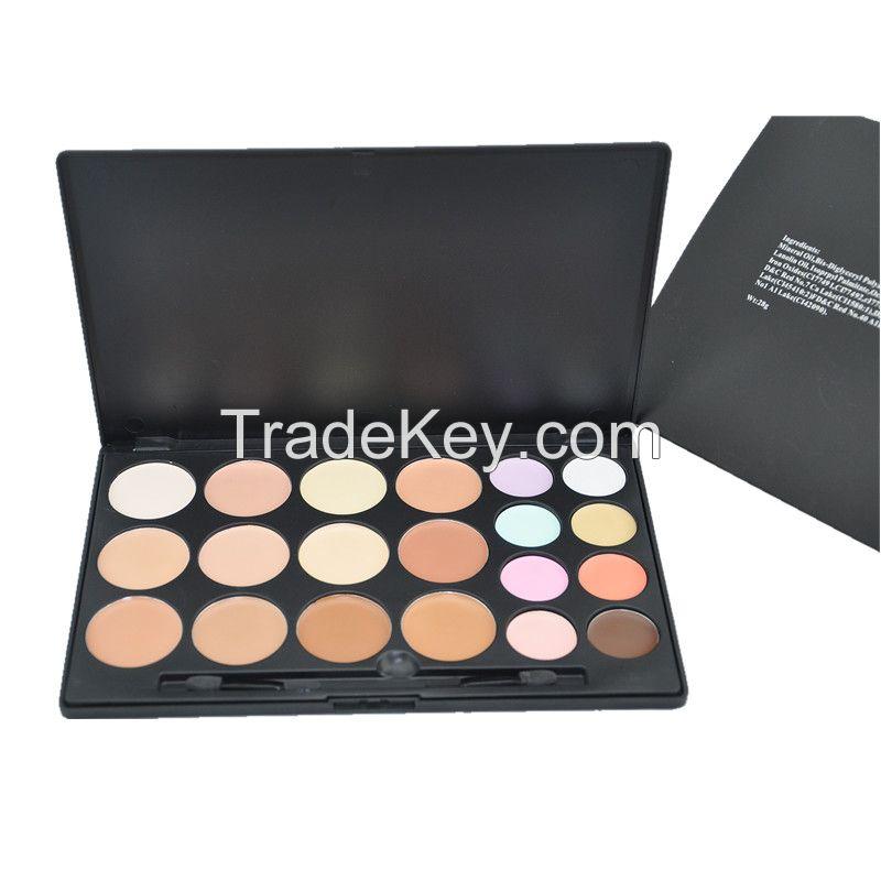 High Quality Professioanl 20 Color Concealer Palette