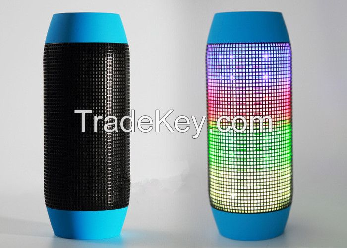 2015 Colorful 360 LED Lights Bluetooth Speaker