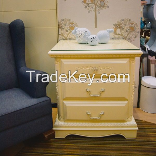 Nightstand From Solidwood Indonesian Mahogany