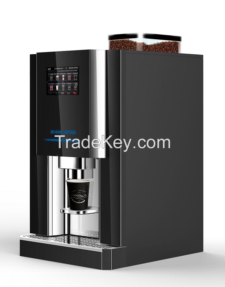 ES4C table top commercial espresso coffee vending machine