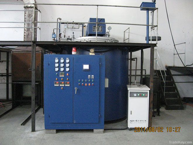 SLQ series vapor (oxidation) treatment furnace