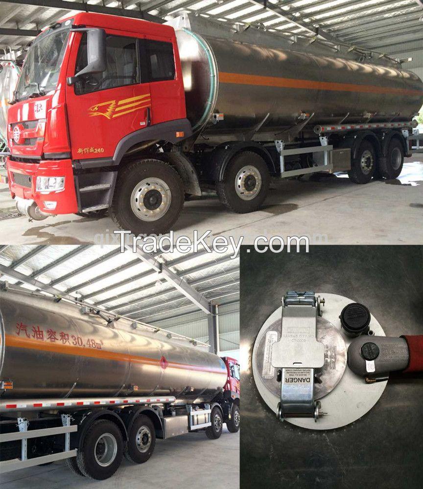 aluminum alloy fuel tanker