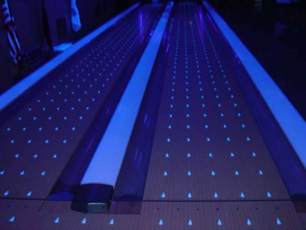 Bowling overlays