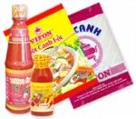 Instant Noodle, Rice Noodle, Chili Sauce, Soup Powder
