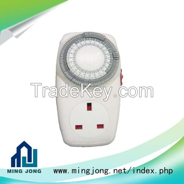 24 hours pin mini mechanical timer
