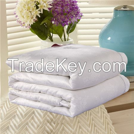 100% Silk Quilt and Pillow Case