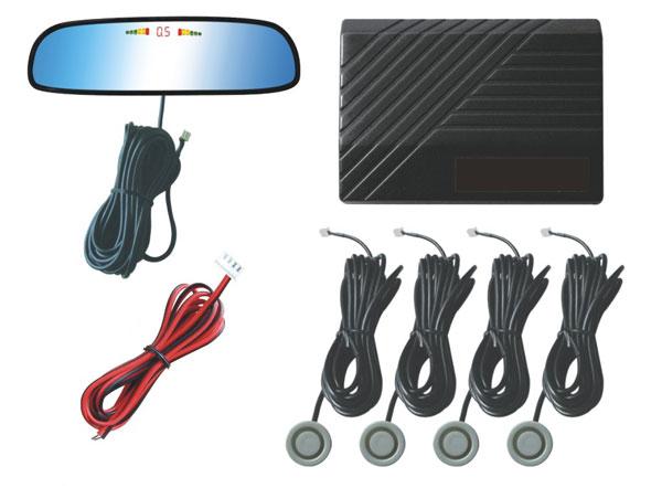 parking sensors,cameras