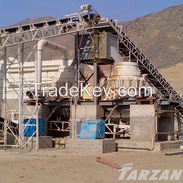 Stone/Rock Cone Crusher/Breaker Mine Equipment for Stone Crushing/Mining/Road Construction.Etc