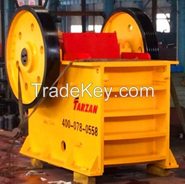 2015 stone crusher, jaw crusher machine for sale