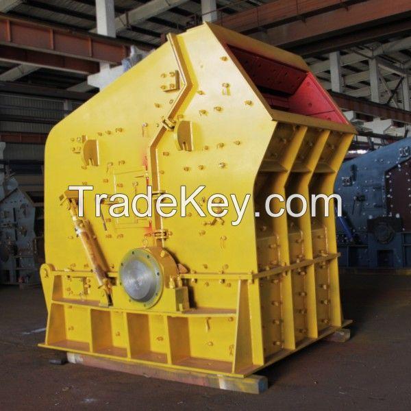Stone/Rock Impact Crusher/Breaker Mine Equipment for Stone Crushing/Mining/Road Construction.Etc