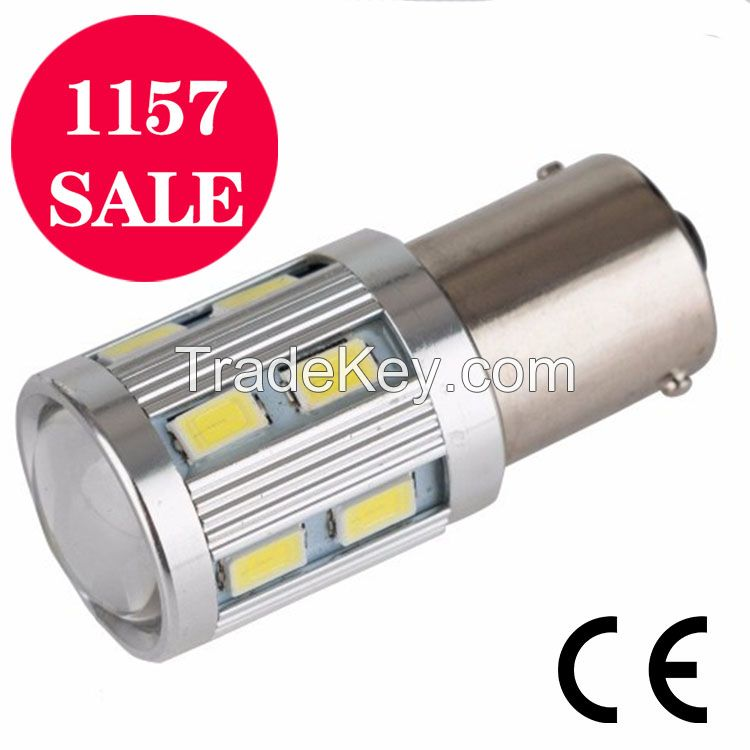 high quality 5630smd 12v 1157 taxi LED Bulb for Car
