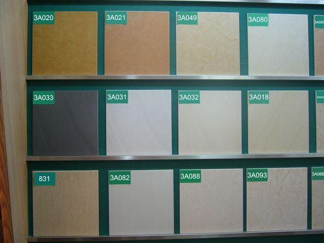 rustic tiles