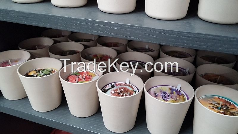 Scented Candles - Perfume Candles