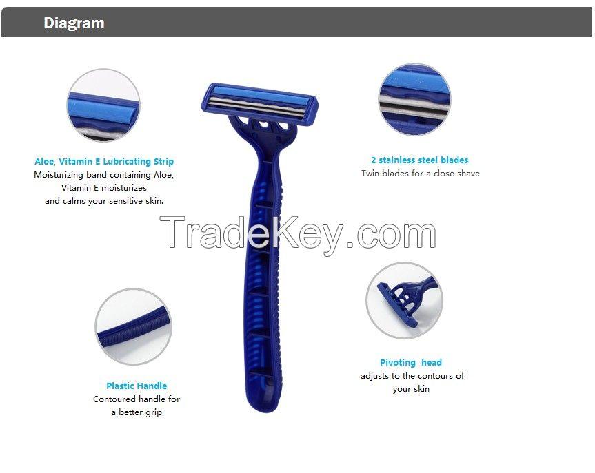 Men disposable razor