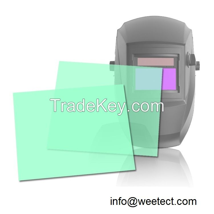 WeeTect Welding Lens Cover